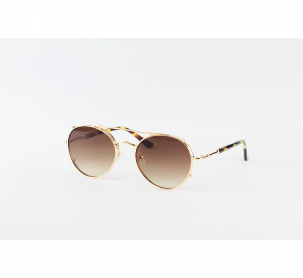 Attachment - Dual - Brown Double Shade glasses price glasses price in Pakistan sunglasses price sunglasses