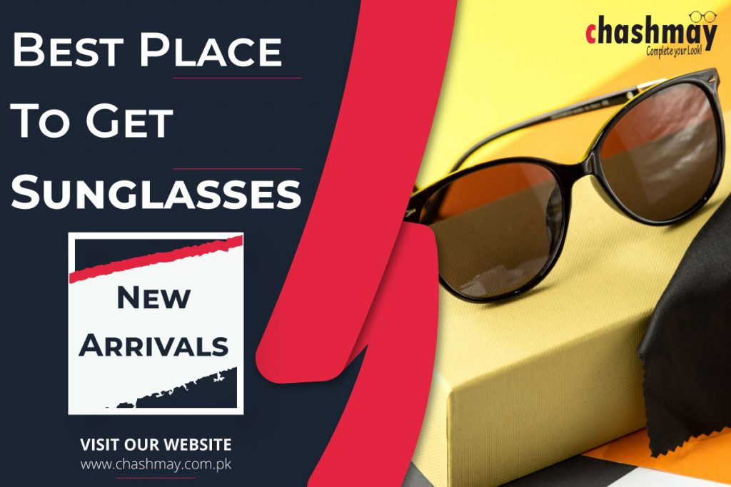 BEST PLACE TO GET SUNGLASSES IN PAKISTAN